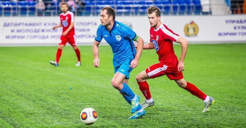 «Тамбов» гарантировал себе участие впереходных матчах завыход вРФПЛ